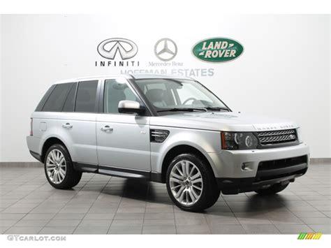 2013 Indus Silver Metallic Land Rover Range Rover Sport