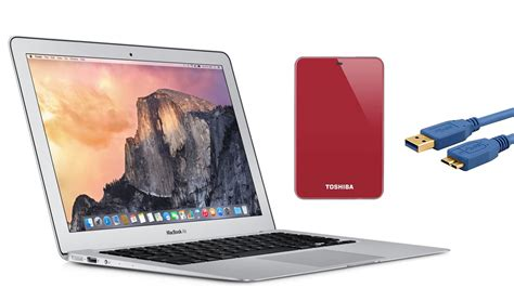 format flash drive on mac air how to connect external hdd usb 3 to macbook air youtube