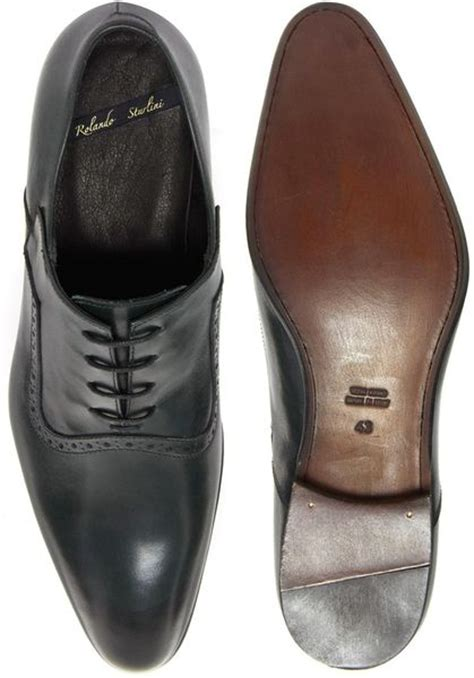 green oxford shoes fred perry rolando sturlini oxford leather shoes in green