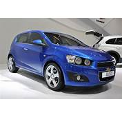 2014 Chevrolet Aveo – Pictures Information And Specs