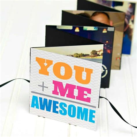 picture book gift diy photo book