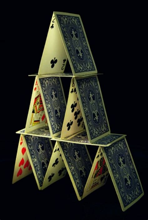 House Of Cards Also Search For Stacking Cards House Of Cards Childhood Memories