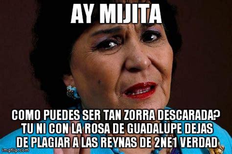 Rosa De Guadalupe Meme - image tagged in carmen salinas imgflip
