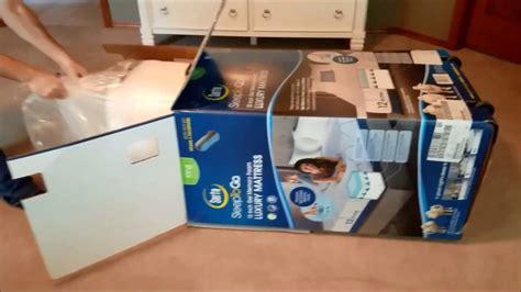 Foam Mattress In A Box Serta Memory Foam Mattress In A Box