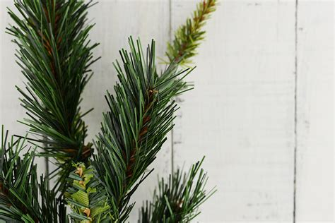 faux tree branches artificial pine branches for crafts