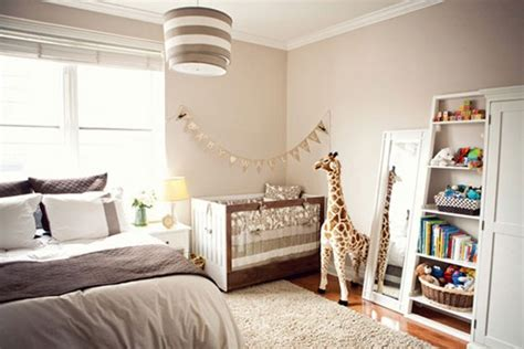 Studio Apartment With Baby Decor Tips For The Master Bedroom With Baby