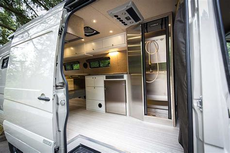 Bath To Shower Conversion Kit valhalla 4x4 mercedes benz sprinter mobile home by outside van
