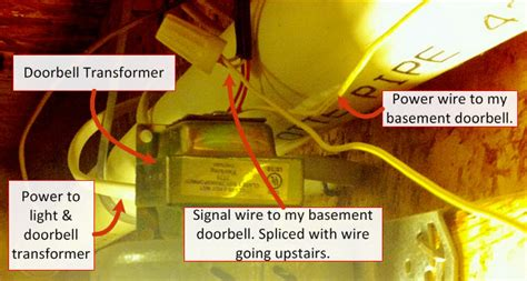 New Home Electrical Wiring Finished Basement Idea Adding A Second Doorbell