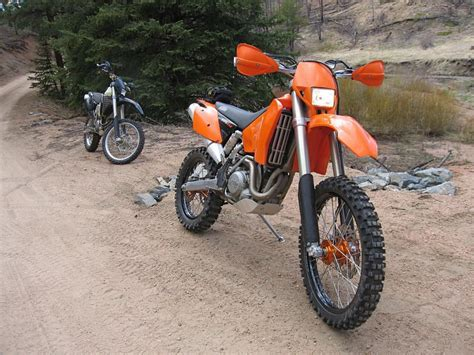 525 Ktm Exc 2003 Ktm 525 Exc Racing Moto Zombdrive