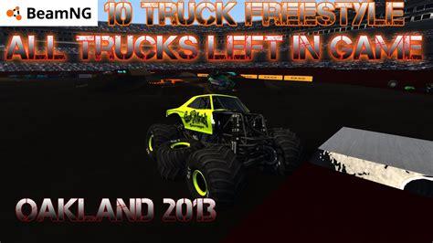 truck jam oakland beamng drive jam 10 truck freestyle oakland