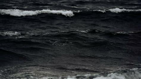 ocean waves hd dark aesthetic wallpapers hd wallpapers