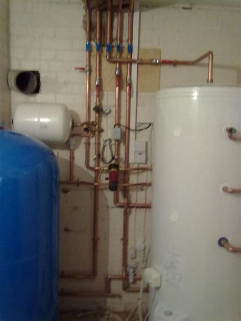 Nvq Level 3 Plumbing And Heating by Cartwright Plumbing And Heating Contractors Ltd 100