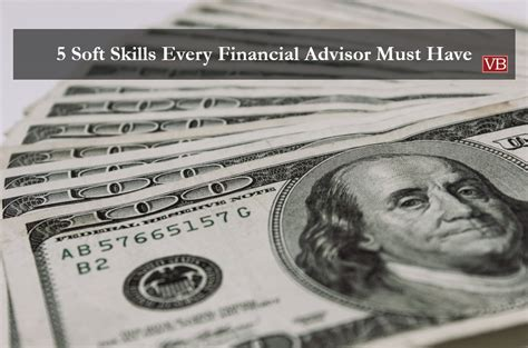 Soft Skills for Success   Financial Advisor Jobs