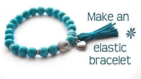 jewelry how to make make a stretch elastic bracelet best tips jewelry