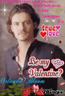 valentines in orlando orlando bloom valentines day card picture 43578143