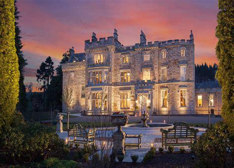 hotels for sale in scotland crossbasket castle luxury hotel glasgow cond 233 nast
