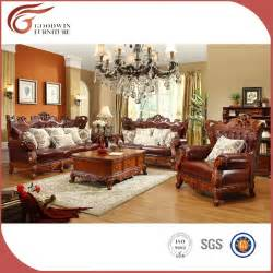 salon luxe duba 239 antique ensemble classique en bois canap 233