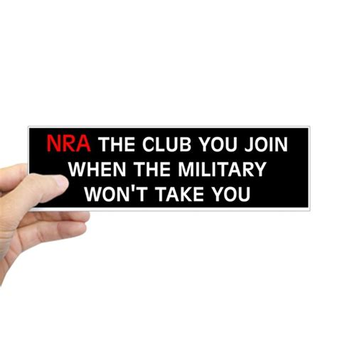 Anti Nra Sticker