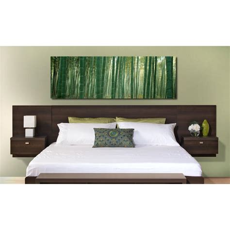 prepac series 9 1 espresso king bedroom set ehhk