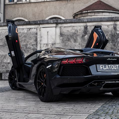 Lamborghini M Nchen by Lamborghini Aventador Roadster Flatout