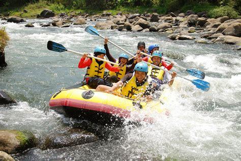 Delta Elo Rafting 1 paket wisata jogja rafting sungai elo magelang