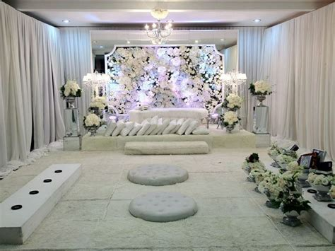Garden Wedding Concept In Malaysia by Pelamin Pelamin And Decor Gardens I Dont