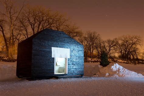 The Warming Hut by Warming Hut By Aamodt Plumb Dwell