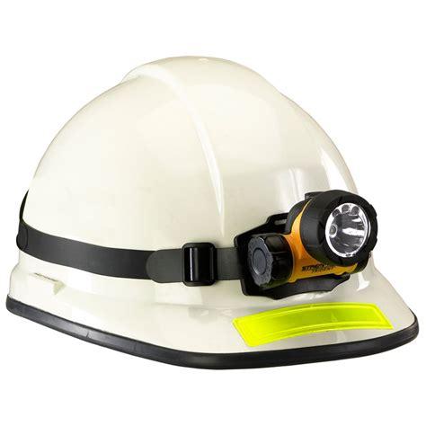 streamlight hard hat lights streamlight 4aa led streamlight new gear review a 3