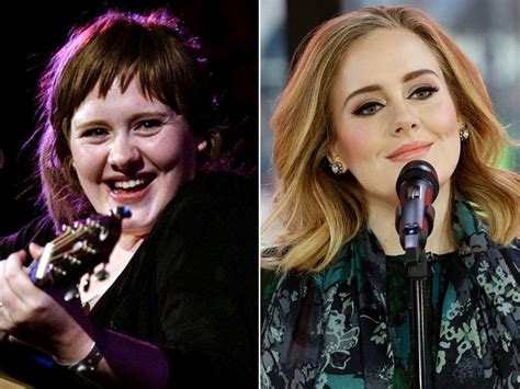 adele vorher nachher adele before and after beautyeditor