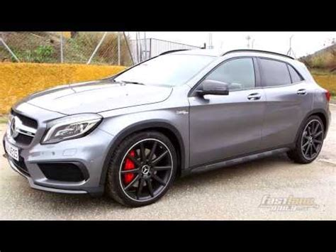 mercedes builds new compact suvs: the gla 250 4matic and