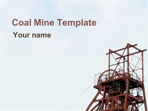 coal mine template