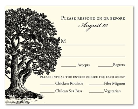 examples of rsvp cards for wedding reception rsvps and those who