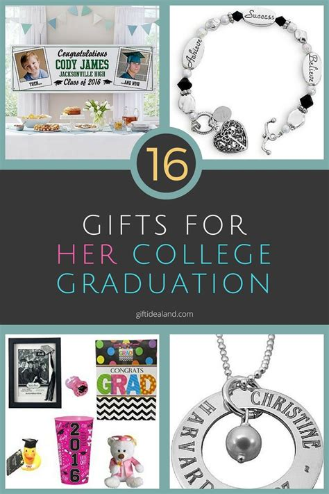 amazing gifts for her 16 great college graduation gift ideas for her