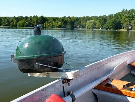 on board grill tinboats net - Boats On Board