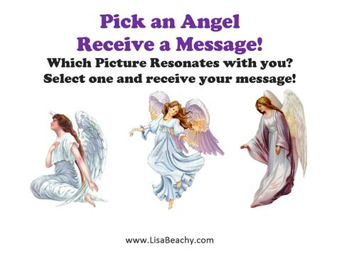 Angel Meme - receive your angel message lisa beachy psychic angel