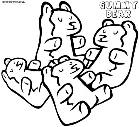 coloring page gummy coloring pages coloring pages to and