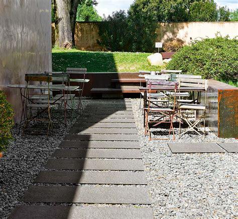 ghiaia per pavimentazioni esterne posa a secco su ghiaia e sabbia gres 20 mm florim