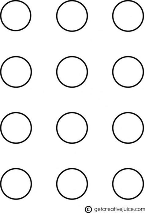 macaron template pdf printable macaron templates free premium