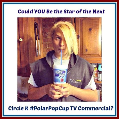 Blockchain Gift Cards - star in the next polarpopcup tv commercial in the circle k great lakes instagram