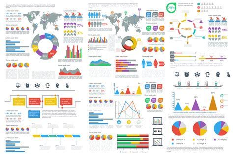35 best free premium infographic elements
