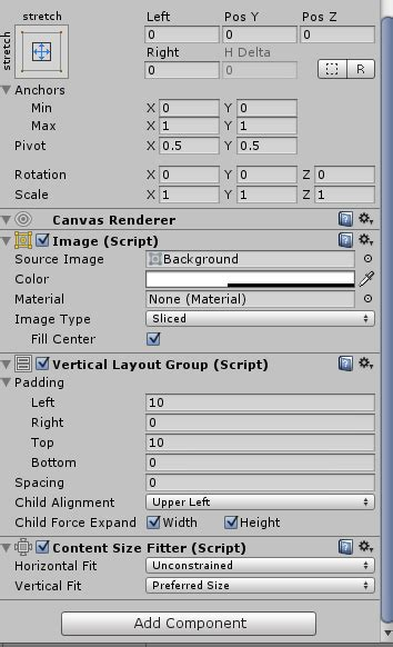unity dynamic layout group scrolling dynamic items in scrollable vertical layout