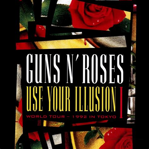 guns n roses mp3 free download apexwallpapers com use your illusion i world tour 1992 in tokyo dvd
