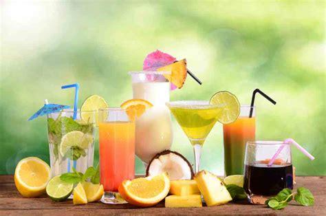 resep minuman segar  cuaca panas praktis dokter