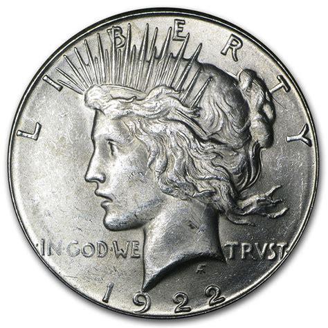 1 dollar silver coin 1922 1922 s peace dollar silver coin ebay