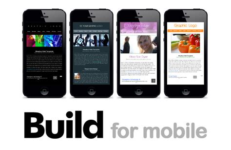 templates for mobile website what are responsive website templates what is rwd