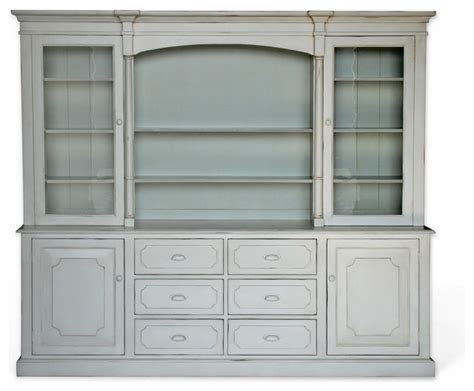 lawson hutch traditional china cabinets and hutches