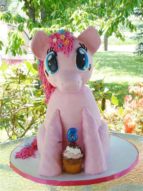 my little pony friendship is magic cake pinkie pie my little pony friendship is magic
