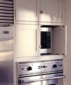 microwave cabinet kitchens