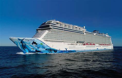 norwegian cruise ship bliss not just another megaship norwegian bliss showcases the