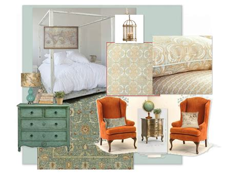 turquoise and orange bedroom house of turquoise guest blogger roeshel from diy showoff